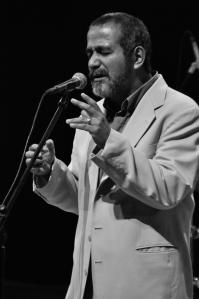 Foto de Pedro Ceja en el Auditorio Jaime Torres Bodet, del IPN